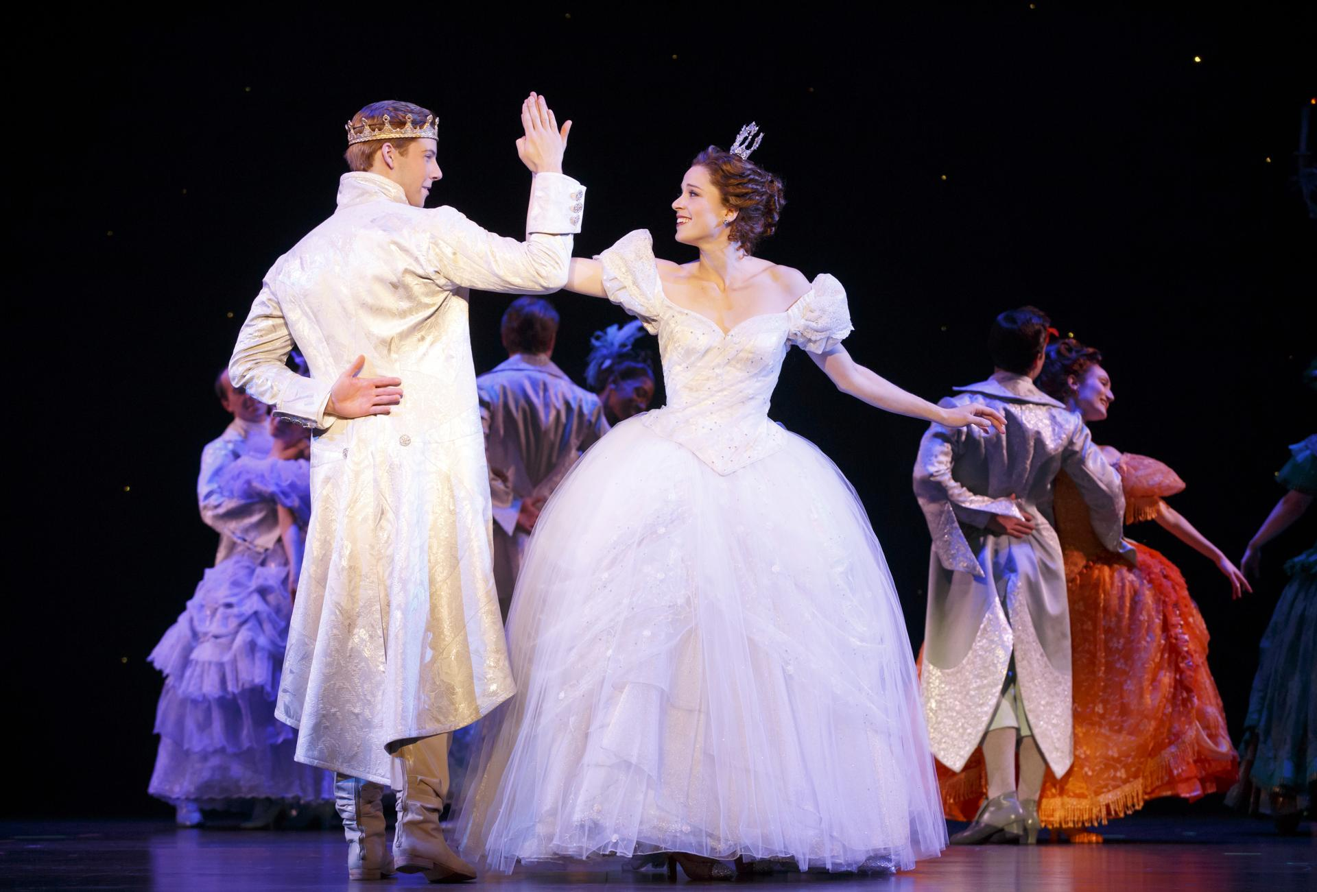 Cinderella Broadway Quotes Broadway in Boston Presents